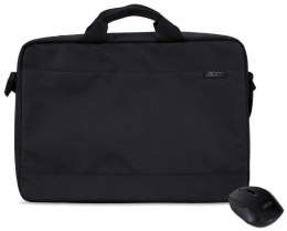 Acer Notebook Starter Kit ABG960 Black, Shoulder strap, Messenger - Briefcase, 15.6 ""