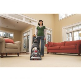 Bissell Carpet Cleaner StainPro 4 Corded operating, Handstick, Dry cleaning, 800 W, Red/Titanium