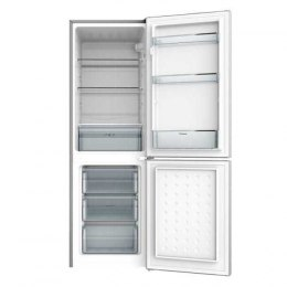 Candy Refrigerator CMCL 4142S A+, Free standing, Combi, Height 144 cm, Fridge net capacity 109 L, Freezer net capacity 48 L, 38