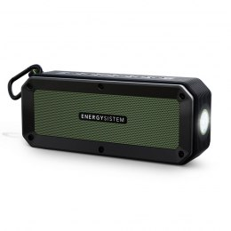 Energy Sistem Portable Speaker Outdoor Box Adventure Bluetooth, Wireless connection, Black/Green, -42 dB