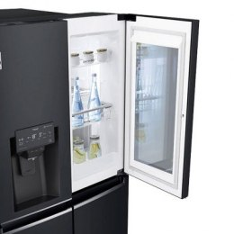 LG InstaView Door-in-Door Refrigerator GMX945MC9F A+, Free standing, Side by side, Height 179.3 cm, No Frost system, Fridge net