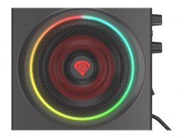 Genesis Speaker Helium 300BT 24 W, Black, Bluetooth