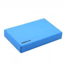 PROIRON Yoga Block Exercise Brick, 305 x 205 x 50 mm, 1 pc, Blue, High-density EVA foam