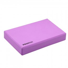 PROIRON Yoga Block Exercise Brick, 305 x 205 x 50 mm, 1 pc, Purple, High-density EVA foam