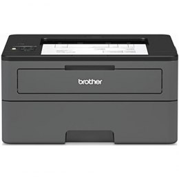 Brother HLL2370DN Mono, Laser, Printer, A4, Grey/ black