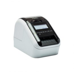Brother QL-820NWB Thermal, Label Printer, Wi-Fi, Black, White