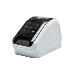 Brother QL-810W Mono, Thermal, Label Printer, Wi-Fi, Other, Black, White