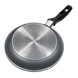 Stoneline Pan 6841 Frying, Diameter 24 cm, Suitable for induction hob, Fixed handle, Anthracite