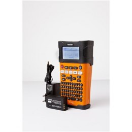 Brother PT-E300VP Mono, Thermal, Label Printer, Other, Black, Orange
