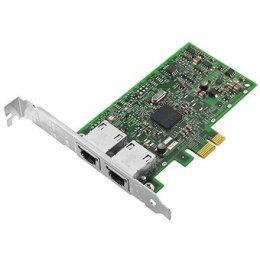 Dell Broadcom 5720 DP 1Gb Network Interface Card, Full Height - Kit PCI Express
