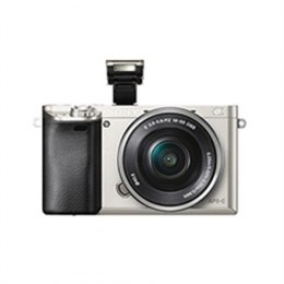 "Sony ILCE6000LS.CEC Body + 16-50mm Lens Mirrorless Camera Kit, 24.3 MP, ISO 51200, Display diagonal 3.0 "", Video recording, Wi-F"