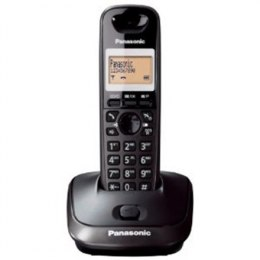 Panasonic KX-TG2511FX 240 g, Black, Caller ID, Wireless connection, Phonebook capacity 50 entries, Conference call, Built-in dis