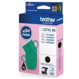 Brother LC-227XLBK Ink Cartridge, Black