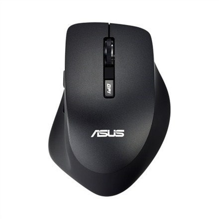 Asus WT425 wireless, Black, Charcoal, Wireless Optical Mouse