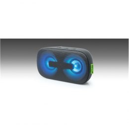 Muse Enceinte Speaker M-370DJ 2X3W W, Portable, Black, Bluetooth
