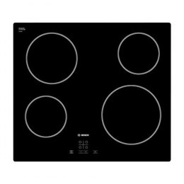 Bosch PKE611D17E Vitroceramic, Number of burners/cooking zones 4, Black,