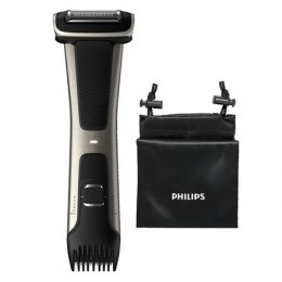 Philips Showerproof body groomer BG7025/15 Body groomer, Cordless, Number of length steps 5, Rechargeable, Lithium-ion, Operati
