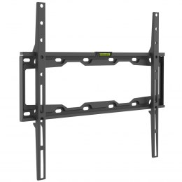"Barkan Flat/ Curved TV Wall Mount E302+ Wall Mount, Fixed, 19-65 "", Maximum weight (capacity) 50 kg, Black"