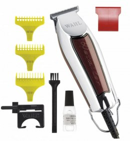 WAHL Detailer Professional Mains Operated Hair Trimmer 4150-0470 Corded, Silver/ brown