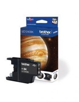 Brother LC1240BK Ink Cartridge, Black