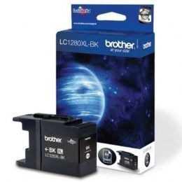 Brother LC1280XLBK Ink Cartridge, Black