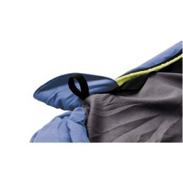 Outwell Campion Lux, Sleeping bag, 225x85 cm, +23/-1/-16 °C, Blue
