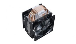 Cooler Master Hyper 212 LED Turbo Black Cover Intel, AMD, CPU Air Cooler