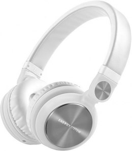 Energy Sistem Headphones DJ2 (Foldable, Contol Talk, Detachable cable) Headband/On-Ear, 3.5 mm, Microphone, White,