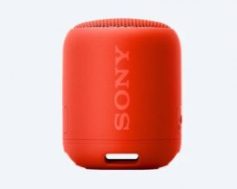 Sony Portable Bluetooth Speaker SRS-XB12R Red