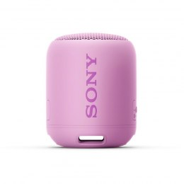 Sony SRS-XB12V Portable Bluetooth Speaker, Violet