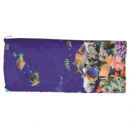 Easy Camp Sleeping bag, Image Kids Aquarium, 160 x 70 cm