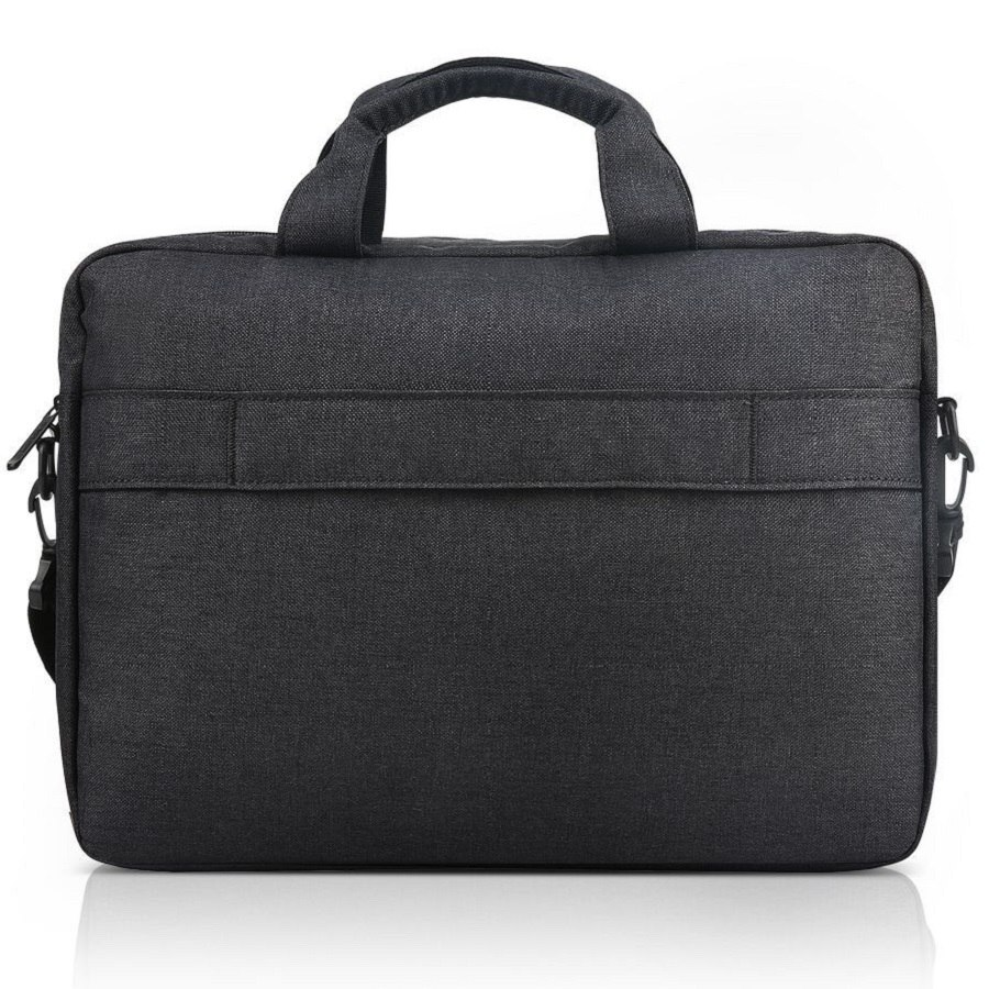 "Lenovo Casual Toploader T210 Fits up to size 15.6 "", Black, Messenger - Briefcase"