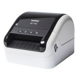 Brother QL1100 Mono, Thermal, Label Printer, Grey/ Black