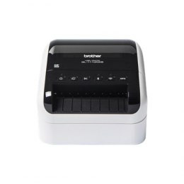 Brother QL-1110NWB Mono, Thermal, Label Printer, Wi-Fi, White/ Black