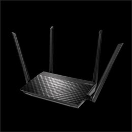 Asus Router RT-AC58U 802.11ac, 10/100/1000 Mbit/s, Ethernet LAN (RJ-45) ports 4, MU-MiMO Yes, No mobile broadband, Antenna type