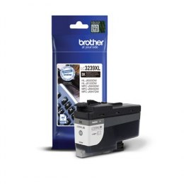 Brother High-yield Ink Cartridge LC3239XLBK Ink, Black