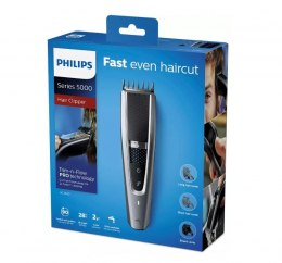 Philips Hairclipper series 5000 Washable hair clipper HC5630/15 Trim-n-Flow PRO technology